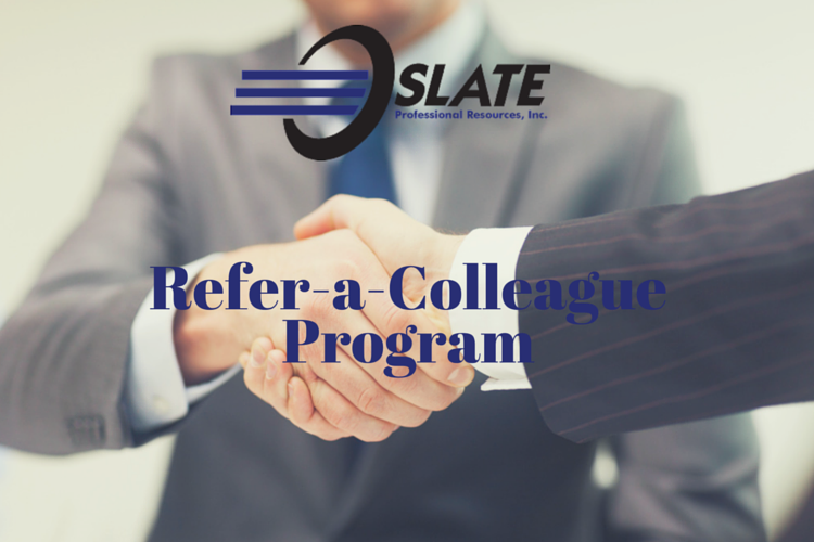 Refer-a-Colleague Program